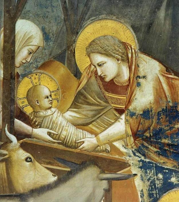 Nativity E Natale L Epifania Il Presepe Gesu E I